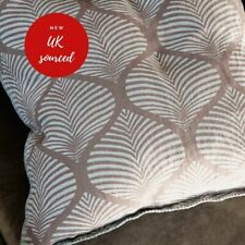 Cushion Cover Large Nude/Brown 50cm