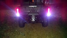 LED Back-Up Reverse Lights ATV RZR Sportsman  Polaris Ranger FREE SHIPPING