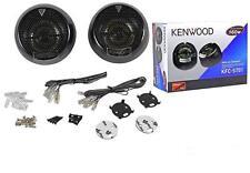 """Brand New Pair of Kenwood KFC-ST01 1""""  High Efficiency Car Audio Dome Tweeters"""