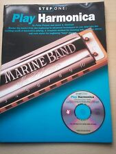 Play Harmonica by Peter Pickow & Jason A Shulman