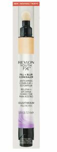Revlon Youth Fx Fill + Blur Concealer, Fair, 0.11 Fluid Ounce #03 Light/Medium