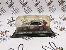 "DIE CAST "" HYNDAI ACCENT WRC RMC 2003 F. LOIX "" RALLY DEA* 1/43"