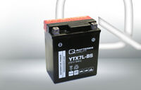 Genuine YTX7L-BS High Power AGM  Motorbike Motorcycle Battery YTX7LBS