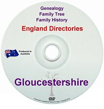 Family History Tree Genealogy Directories Post Office Trades Gloucestershire New
