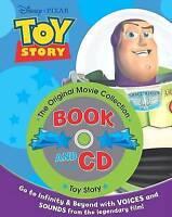 Disney Book and CD: Toy Story (Pixar) (Disney Book & CD), Disney, Very Good Book