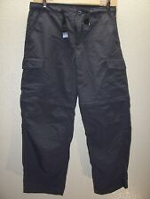 "THE NORTH FACE medium M 32-34""W 30""L zip-off Knee Nylon hiking/travel Pants"