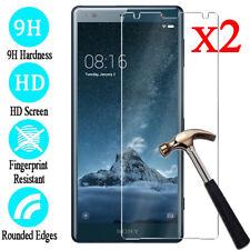 2X 9H Tempered Glass Screen Protector Film For Sony Xperia XZ XZ1 XZ2 XA XA1 XA2