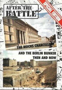 After The Battle 61 Reich Chancellery Berlin Bunker Fuhrerbunker Hitler Goebbels
