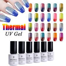 5ml Glitter Shimmer Temperature Color Changing UV Gel Polish Decor BORN PRETTY