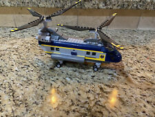 Lego Deep Sea Helicopter (60093) Not Complete, No Box or Manuals