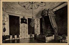 Würzburg Bayern Bavaria ~1920/30 Napoleonzimmer Schlafzimmer Innenraum Interieur