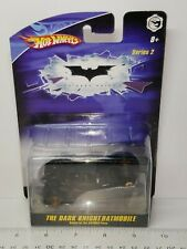 1/50 HOT WHEELS BATMAN THE DARK KNIGHT SERIES 2 BATMOBILE