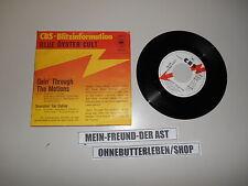 "7"" Pop Blue Oyster Cult - Goin' Through The Motions CBS Promo Blitz-Info"