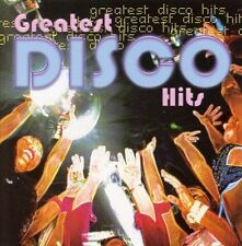 Various Artists Greatest Disco Hits CD