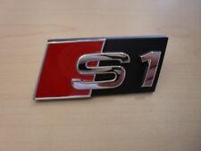 Audi S1 Schriftzug Emblem Audi S1 Kühlergrill vorne Neu 8X0853736A 2ZZ