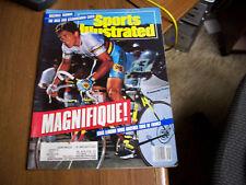Sports Illustrated 1990 Greg LeMond Cover