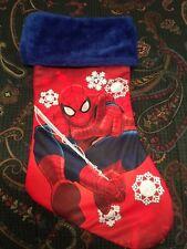 Marvel Spider-Man Santa Christmas Holiday Stocking