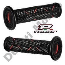 Progrip Red Race Grips 749 999 848 1098 1198 Althea Racing WSB Ducati Corse