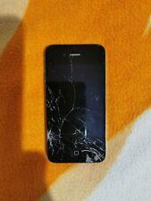 Apple iPhone 4 (16GB) - Black - (Vodafone) - Poor Condition - Fast Del!