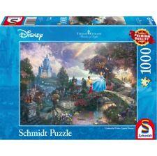 Thomas Kinkade Disney Jigsaw Puzzle 1000 Piece Cinderella & Prince