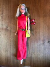Vintage BARBIE #1182 Walk Lively Doll Original Outfit Shoes Beautiful!!