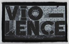 VIO-LENCE PATCH / SPEED-THRASH-BLACK-DEATH METAL