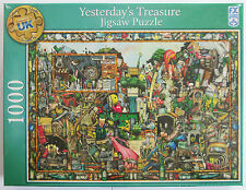 Schmid 1000 Piece Jigsaw Puzzle Yesterday's Treasure.2016 Colin Thompson