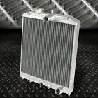 FOR 92-00 CIVIC EJ/EK/DEL SOL EG/INTEGRA DB DC 2-ROW ALUMINUM RACING RADIATOR