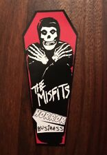 The Misfits Sticker - Horror Business