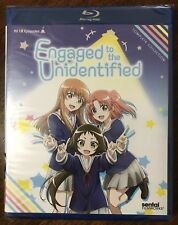 Engaged to the Unidentified: Complete Collection (Blu-ray Disc, 2015)