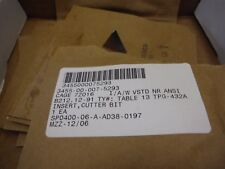 Kennametal Tpg 432k45 Tpg 432a Cutting Tool Insert 10 Each