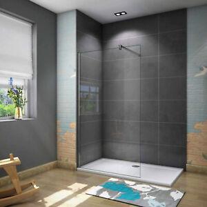 10mm Nano Walk in Dusche Duschkabine Duschwand Duschtrennwand Duschabtrennung