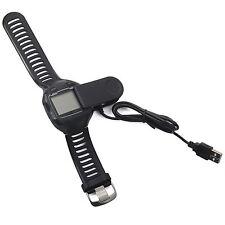 USB Charging Charger Clip Holder For Garmin Forerunner 405CX 405 910XT 310XT 1M