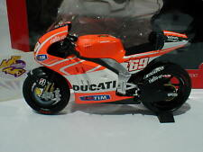 MINICHAMPS 122130069 # DUCATI DESMOSEDICI gp13 #69 MOTOGP 2013 Nicky HAYDEN 1:12