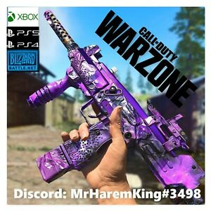 Cod Black Ops Cold War and Warzone Dark Aether Unlocked on your Account 0 Bans!
