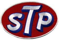 XL STP Back Patch Racing Motor Oil Lubricants Hot Rod Drag Race Jacket Vest