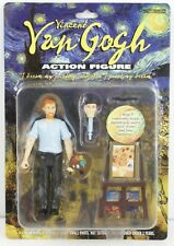 Van Gogh Action Figure by Accoutrements Moveable Body Parts 2006 Factory Sealed