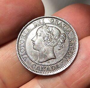 Canada 1859 - One Cent - Excellent Grade - Queen Victoria