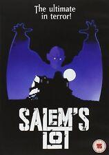 SALEMS LOT (2006) David Soul Stephen King BRAND NEW AND SEALED UK REGION 2 DVD