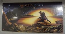 The Graeme Edge Band - Original Kick Off Your Muddy Boots 1975 US Promo Poster