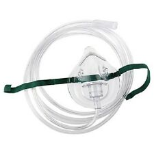 NHS Standard Oxygen (Breathing) Mask - Paediatric (Child) Elongated - Pack of 2