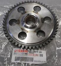 Genuine Yamaha YFM660 Raptor Starter Ring Reduction Gear 3 z=52t 5LP-15515-20