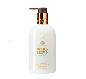 Molton Brown Mesmerising Oudh Accord & Gold Body Lotion 300ml Brand New