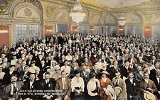 Chicago~Hotel Sherman~Retailers Commercial Union Syndicate Buying Convention~'15
