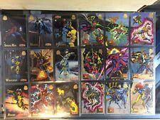 1994 Marvel Universe Series 1(5) Trading Cards Singles Pick Three (3)