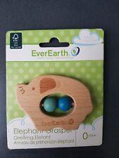 Ever Earth bébé en bois Elephan palpateur Toy 0+
