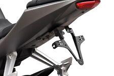 Support de plaque d'immatriculation Yamaha YZF 125 R (ab 2014,Réglable,Queue tag
