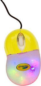 Crayola Light Show USB Optical Mouse