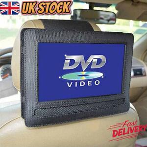 Car Headrest Mount for 7/9/10 Inch Swivel Flip Style Portable DVD Player Holder