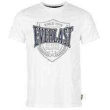T-Shirt Homme EVERLAST (Du M au XXL) (Taille Grand) Neuf